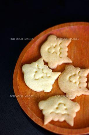 鬼クッキーの写真素材 [FYI00134579]