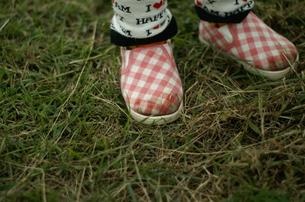 子供の足の素材 [FYI00134742]
