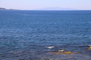 夏の海の写真素材 [FYI00134959]