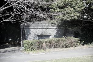 大房岬要塞の兵舎の写真素材 [FYI00135148]