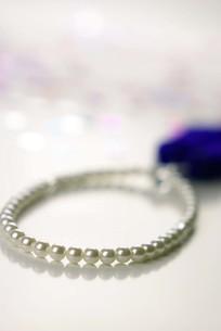 数珠の写真素材 [FYI00135408]