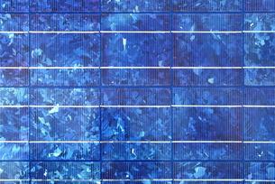 ソーラーパネルの写真素材 [FYI00135590]