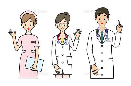 病院職員の素材 [FYI00136012]
