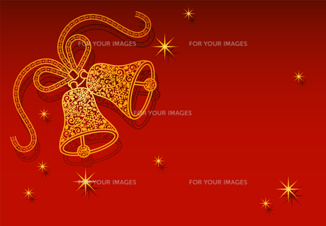 クリスマスカードの素材 [FYI00136116]