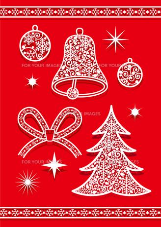 クリスマスの写真素材 [FYI00136124]