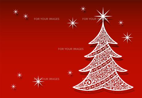 クリスマスカードの素材 [FYI00136132]