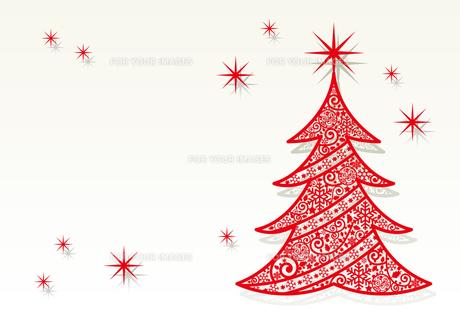 クリスマスカードの素材 [FYI00136136]