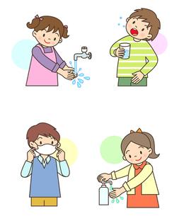 風邪の予防の写真素材 [FYI00136148]