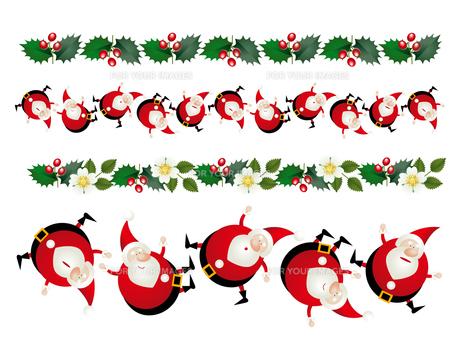 クリスマスカードの素材 [FYI00136159]