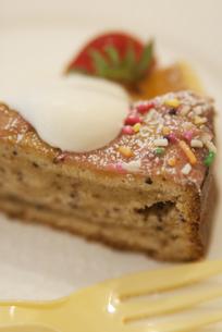 カラフルなケーキの写真素材 [FYI00136276]