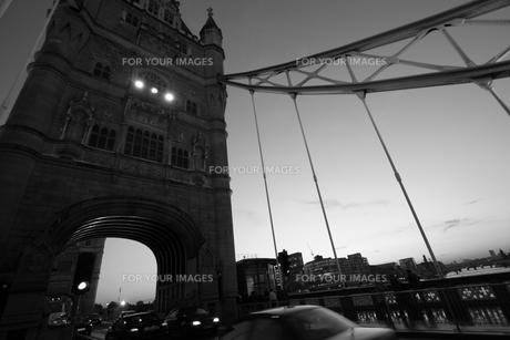 タワー・ブリッジの素材 [FYI00136371]