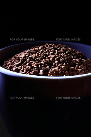 インスタントコーヒーの写真素材 [FYI00136465]