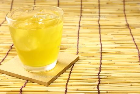 緑茶の写真素材 [FYI00136489]