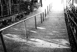 古風な階段の写真素材 [FYI00136516]