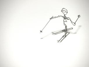 スキーの素材 [FYI00137130]