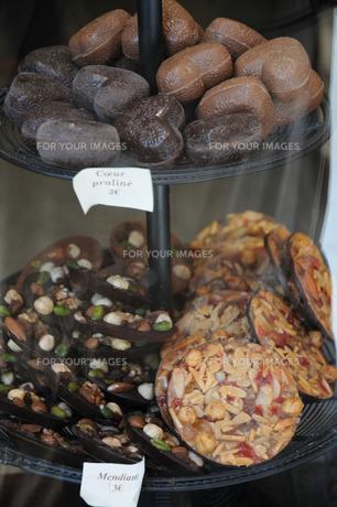 チョコレートの写真素材 [FYI00137663]