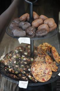 チョコレートの写真素材 [FYI00137674]