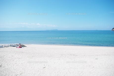 海の写真素材 [FYI00137695]