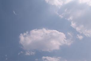 clouds blue sky 03の写真素材 [FYI00137708]