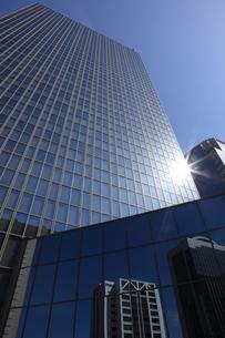高層ビルの写真素材 [FYI00138924]