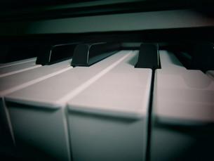ピアノの写真素材 [FYI00139489]