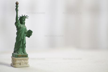 自由の女神の写真素材 [FYI00139552]