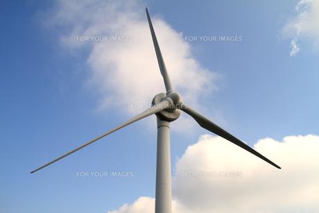 風車の素材 [FYI00141345]