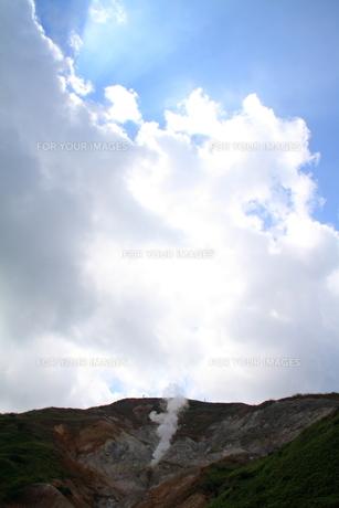 夏山の風景の素材 [FYI00141473]