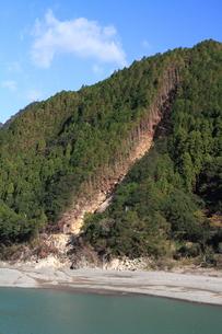 土砂崩れの写真素材 [FYI00141615]
