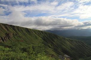 夏山の風景の素材 [FYI00142162]