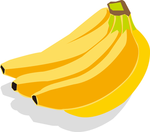 バナナの写真素材 [FYI00142328]