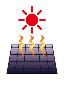 太陽光パネルの写真素材 [FYI00142441]