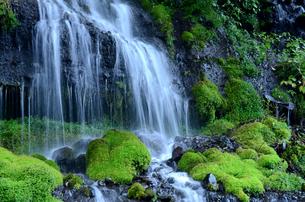 落水の写真素材 [FYI00142798]