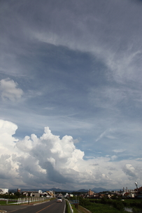 夏雲の写真素材 [FYI00143520]