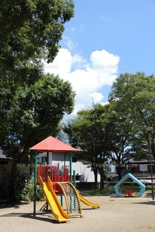 児童公園の写真素材 [FYI00143582]