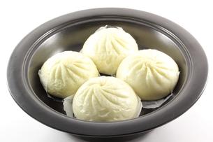 中華饅頭の写真素材 [FYI00143705]