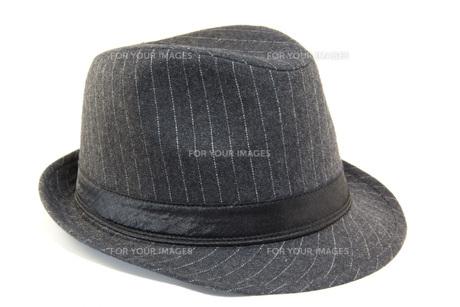 ソフト帽の写真素材 [FYI00143740]
