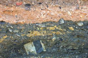 地層の写真素材 [FYI00143917]