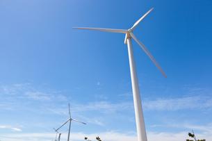 風力発電所の素材 [FYI00144066]