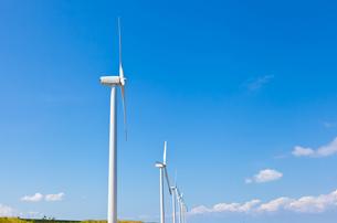 風力発電所の素材 [FYI00144135]