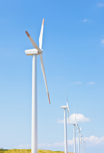 風力発電所の素材 [FYI00144147]