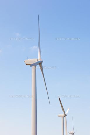 風力発電機の素材 [FYI00144150]