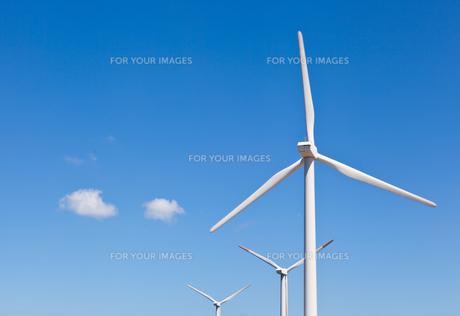 風力発電機の素材 [FYI00144159]