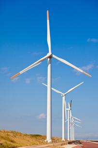 風力発電所の素材 [FYI00144233]