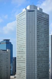 新宿高層ビル群の写真素材 [FYI00144454]