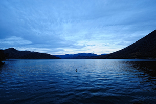日光中禅寺湖の写真素材 [FYI00144562]