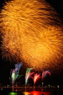 足立の花火の素材 [FYI00144611]