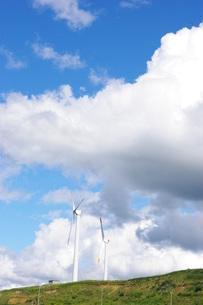 風車の写真素材 [FYI00144859]