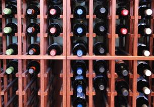 ワイナリーのワインの写真素材 [FYI00145004]