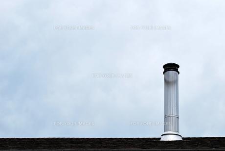 煙突の写真素材 [FYI00145074]